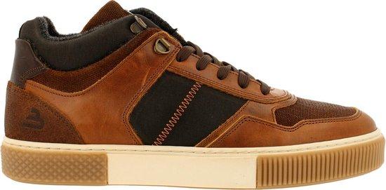 Bullboxer 493K56306B Ankle Boot Men Tan/Cognac 44