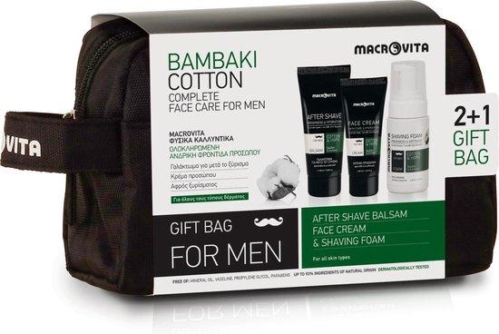 mannen gezichtsverzorging