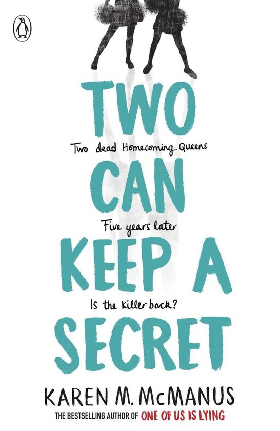 Boek cover Two Can Keep a Secret van Karen Mcmanus (Paperback)