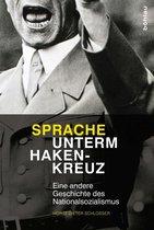 Boek cover Sprache unterm Hakenkreuz van Horst Dieter Schlosser