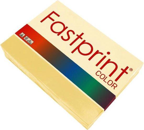 Gekleurd Papier A4 120gr FP Ivoor 250vel