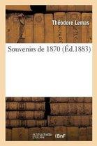 Souvenirs de 1870