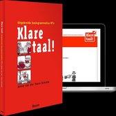 Boek cover Klare taal! van J van de Toorn-Schutte
