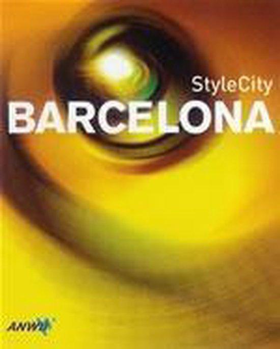 Anwb Style City Gids Barcelona