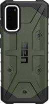 UAG Pathfinder Backcover Samsung Galaxy S20 hoesje - Olive