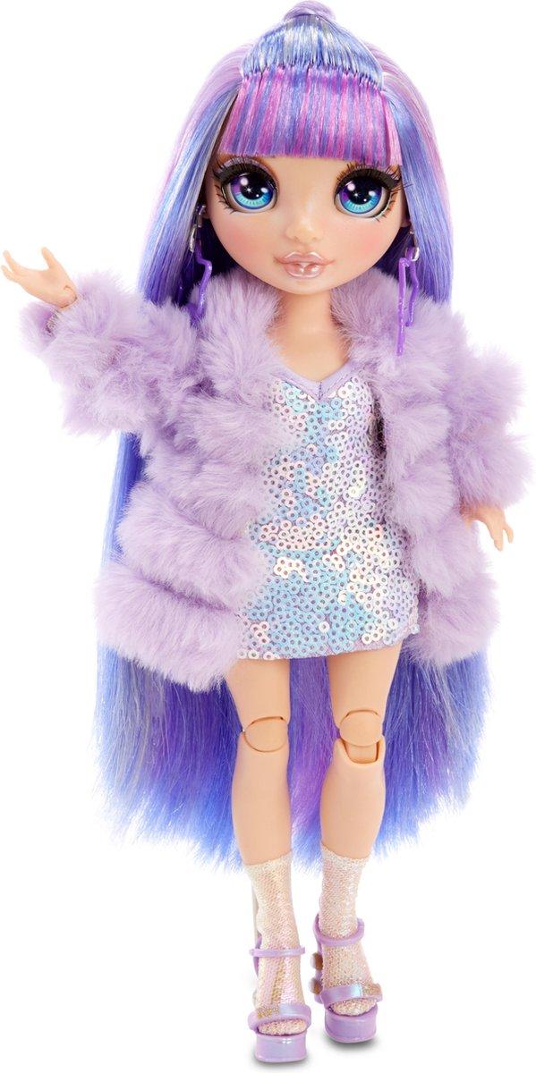 Rainbow High Fashion Doll Serie 1 Violet Willows - Modepop