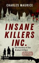 Omslag Insane Killers Inc.