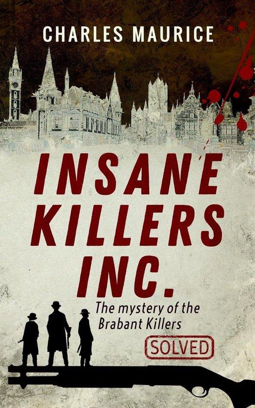 Omslag van Insane Killers Inc.