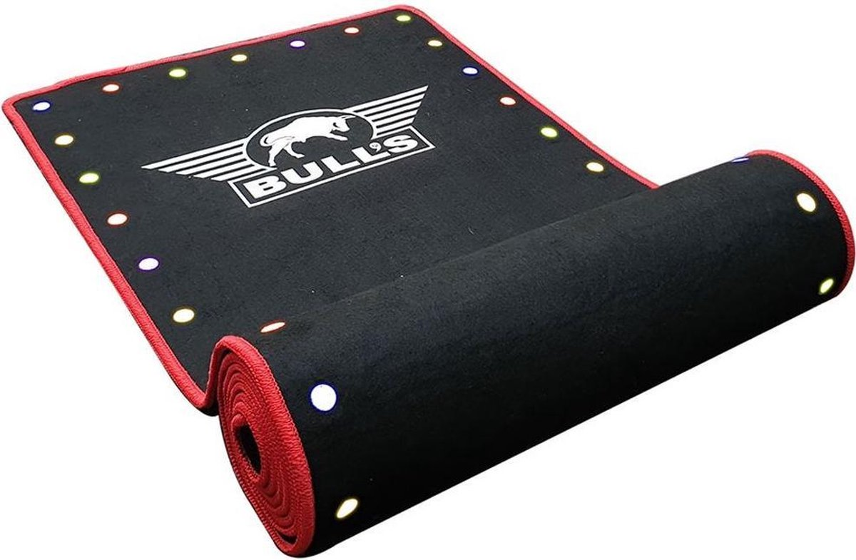 Bulls Dartmat Led incl Oche
