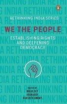 Boek cover We the People van Nikhil Dey