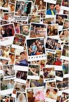 Friends Polaroids Poster 61x91.5cm