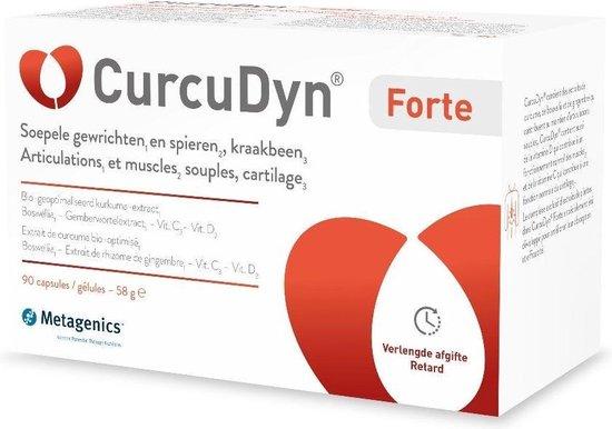 Metagenics CurcuDyn Forte - 90 capsules
