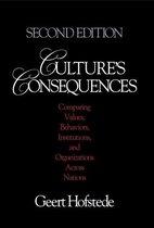 Boek cover Culture′s Consequences van Geert Hofstede