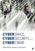 Omslag Cyberspace, Cybersecurity, and Cybercrime