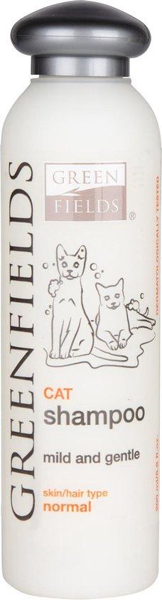 Greenfields Milde en verzorgende Kattenshampoo - 200 ml