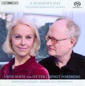 Von Otter/Forsberg/Z - A Summer's Day