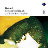 Mozart/Syms.41, 25, 31