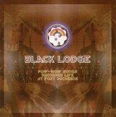 Black Lodge - Black Lodge: Pow-Wow Songs-Live At
