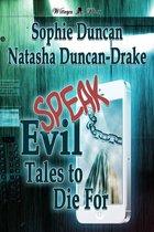 Omslag Speak Evil: Tales to Die For