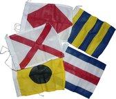 Seinvlaggen - complete set van 40 stuks | 50x70cm