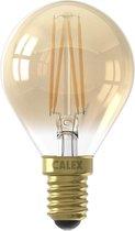 Calex Spherical LED Lamp Warm - E14 - 200 Lm - Goud Finish