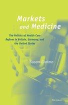 Omslag Markets and Medicine