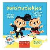 Boek cover Dansmuziekjes van Marion Billet (Hardcover)