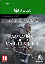 Assassin's Creed Valhalla Ultimate Edition - Xbox One/Xbox Series X/S Game