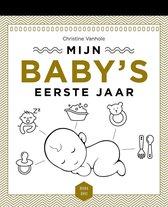 Mama Baas  -   Mijn baby's eerste jaar