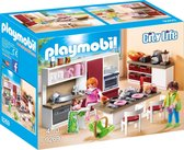 PLAYMOBIL City Life Leefkeuken - 9269