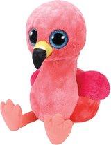 Ty Beanie Boo Xl Gilda Flamingo 42cm