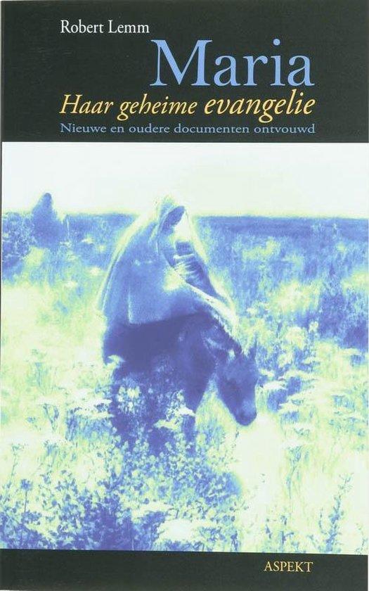 Cover van het boek 'Maria'