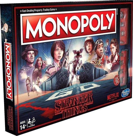 Afbeelding van het spel Monopoly Stranger Things - Bordspel