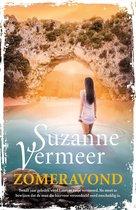 Boek cover Zomeravond van Suzanne Vermeer (Onbekend)