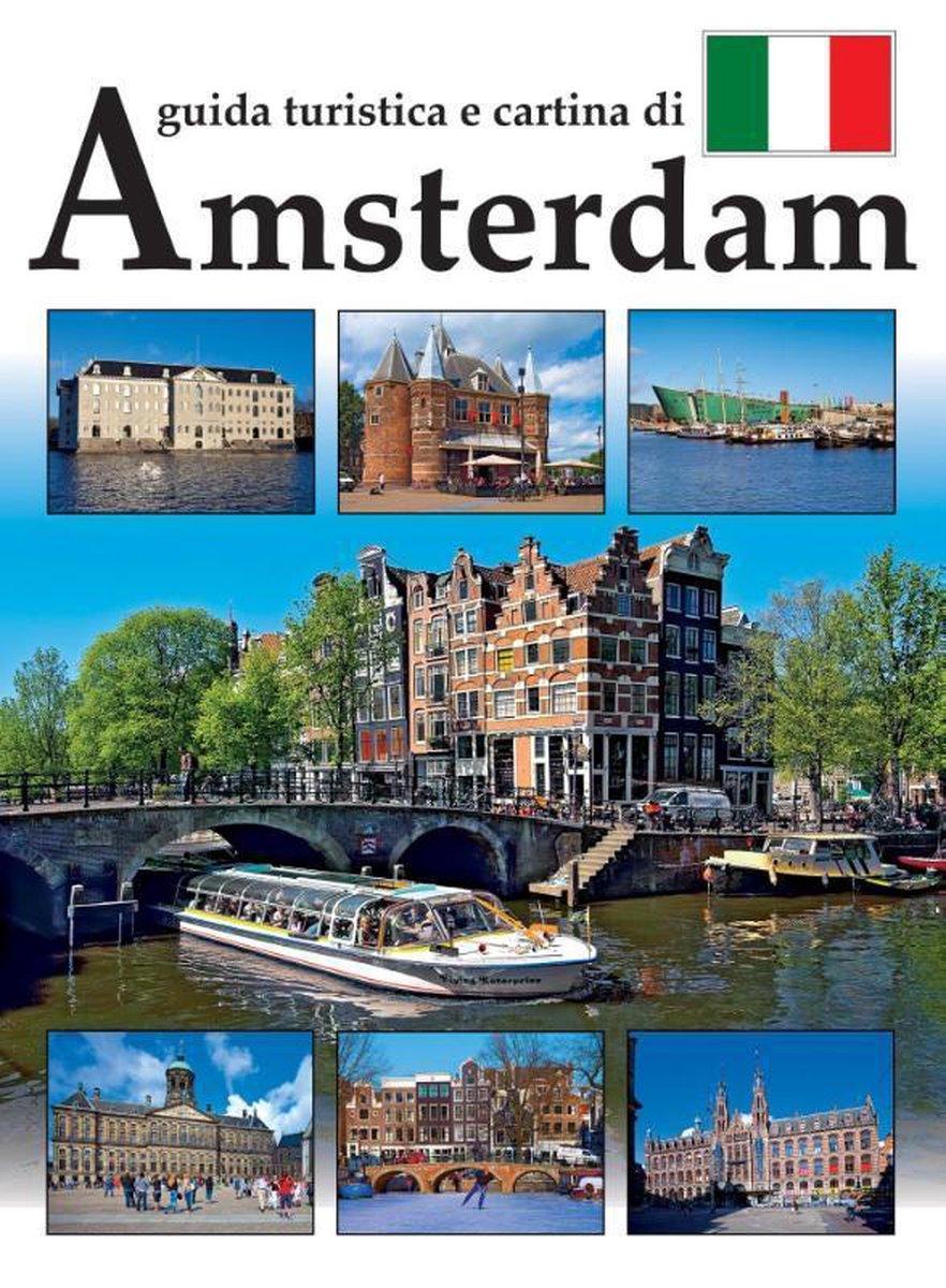 Cartina Amsterdam.Bol Com Guida Turistica E Cartina Di Amsterdam Arthur Van Loo 9789082201055 Boeken