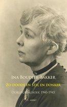 Ina Boudier-Bakker, zo doods en stil en donker