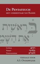 De Pentateuch met commentaar van Rashie