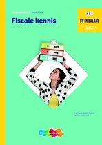 Boek cover BV in balans  - Fiscale kennis Niveau 4 Leerwerkboek van Theo van de Veerdonk
