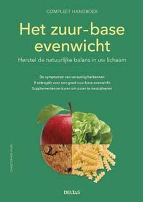 Boek cover Compleet handboek het zuur-base evenwicht van Christopher Vasey