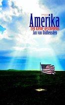 Boek cover Amerika van Jan van Oudheusden (Paperback)
