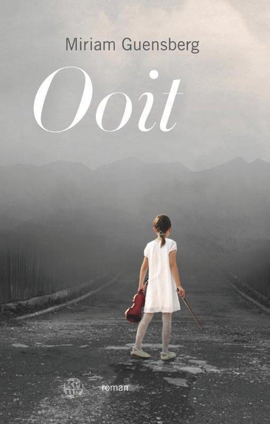 Boek cover Ooit van Miriam Guensberg