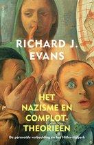 Boek cover Het nazisme en complottheorieën van Richard Evans