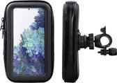Shop4 - Samsung Galaxy S20 FE Fietshouder Stuur Spatwaterdicht Zwart