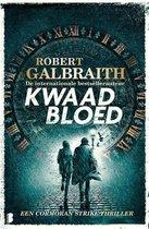 Boek cover Cormoran Strike 5 -   Kwaad bloed van Robert Galbraith (Paperback)
