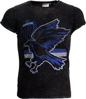 Harry Potter Ravenclaw Stone Washed T-Shirt - Officiële Merchandise
