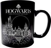 Harry Potter: Hogwarts Heat Change Mug MERCHANDISE