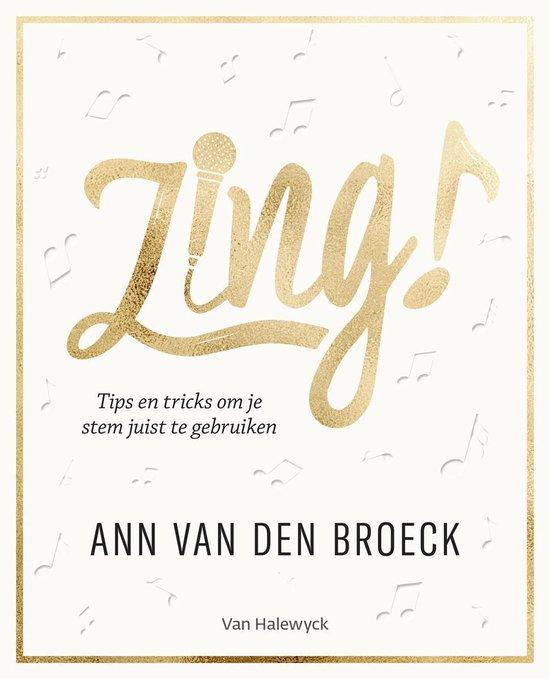 Boek cover Zing! van Ann Van den Broeck