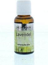 Jacob Hooy Lavendel - 30 ml - Etherische Olie