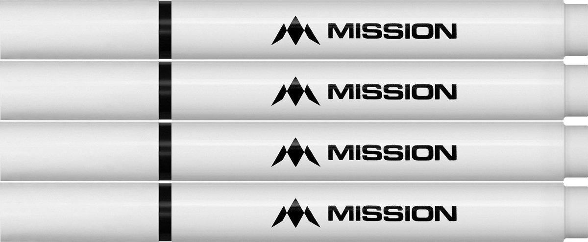 Mission Whiteboard Marker - Zwart - Zwart
