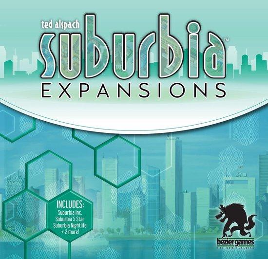 Afbeelding van het spel Suburbia Expansions Second Edition